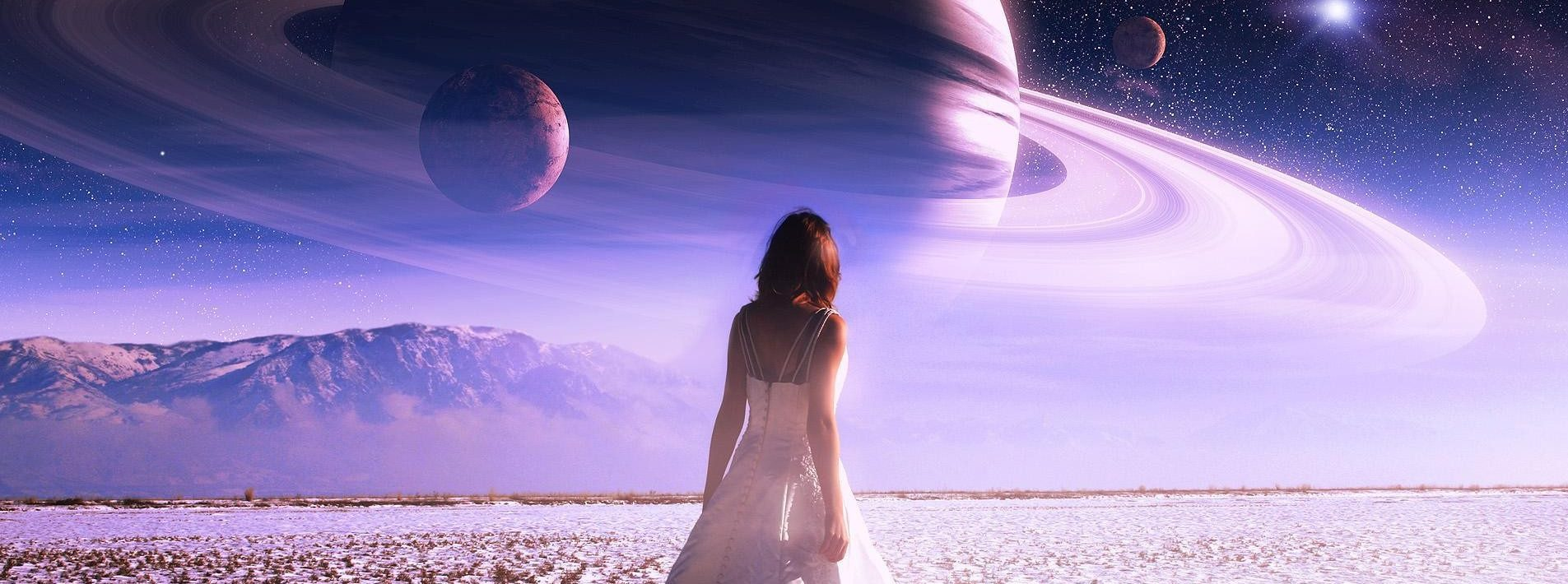 fantasy_a_girl_in_a_white_dress_looks_at_saturn_103243_